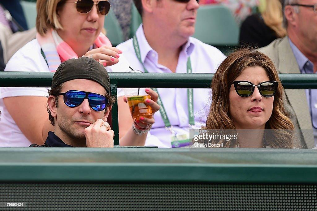 Day Nine: The Championships - Wimbledon 2015 : ニュース写真