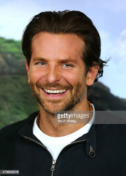 Bradley Cooper attends a screening of 'Aloha' at Soho Hotel on May 16 2015 in London England