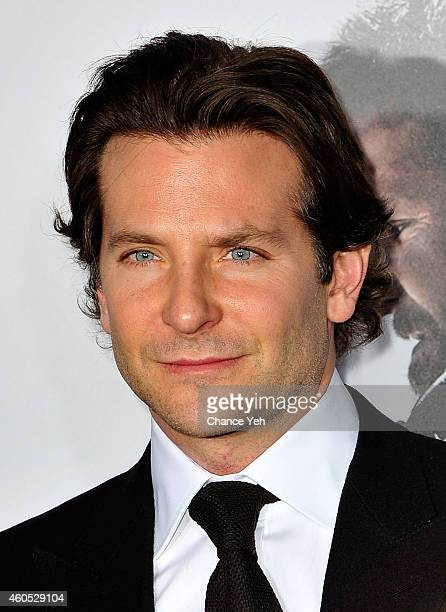 Bradley Cooper attends 'American Sniper' New York Premiere at Frederick P Rose Hall Jazz at Lincoln Center on December 15 2014 in New York City
