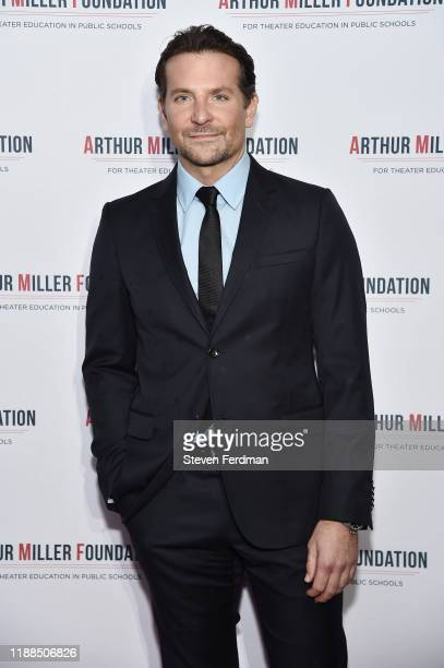 Bradley Cooper attends the 2019 Arthur Miller Foundation Honors at Kimpton Hotel on November 18 2019 in New York City