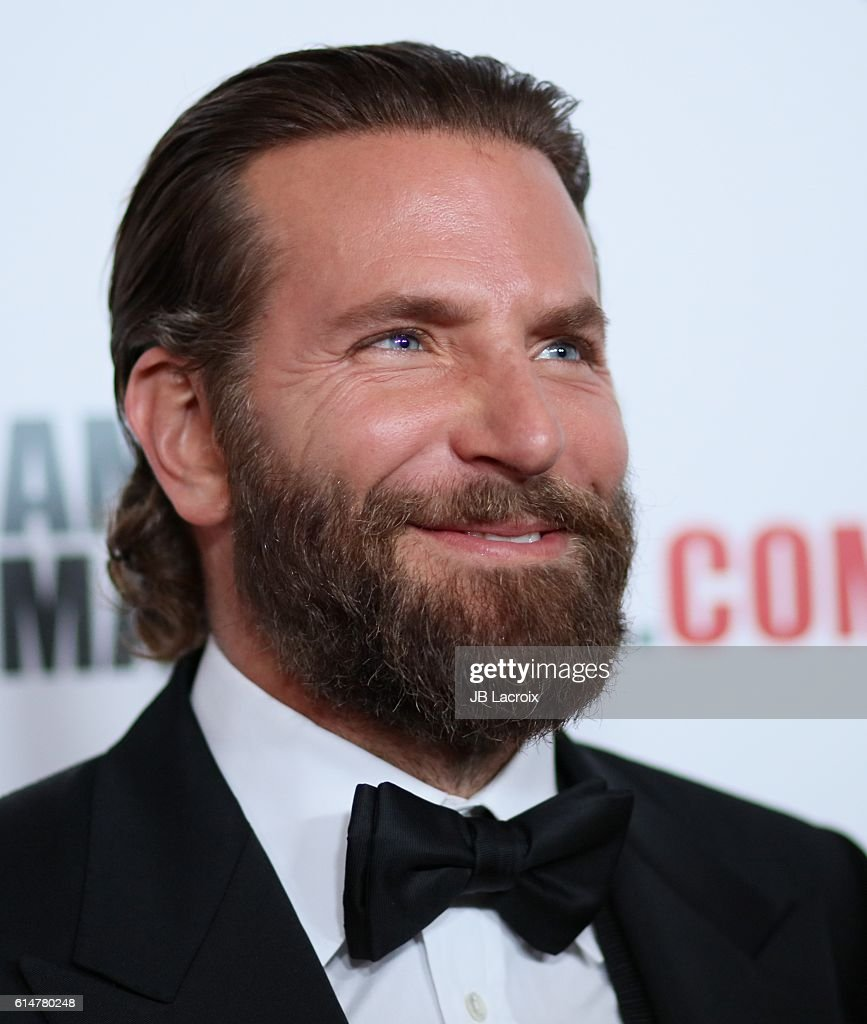 Bradley Cooper attends the 30th Annual American Cinematheque Awards Gala at The Beverly Hilton Hotel on October 14, 2016 in Beverly Hills, California
