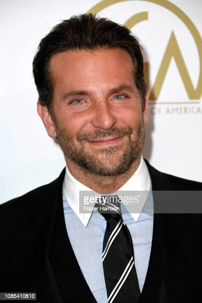 Bradley Cooper attends the 30th annual Producers Guild Awards at The Beverly Hilton Hotel on January 19 2019 in Beverly Hills California