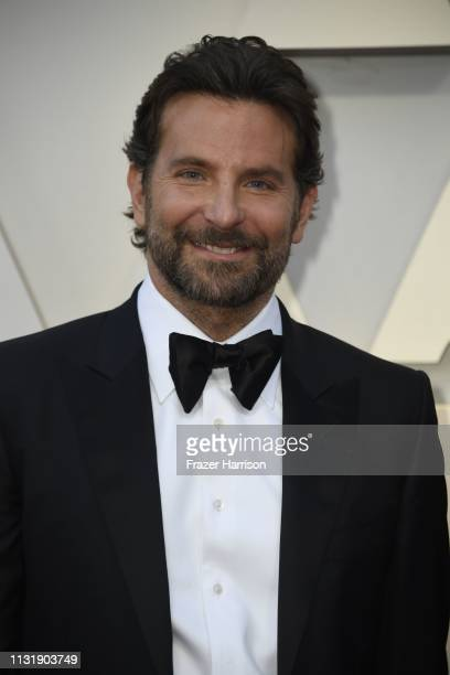 Bradley Cooper attends the 91st Annual Academy Awards at Hollywood and Highland on February 24 2019 in Hollywood California