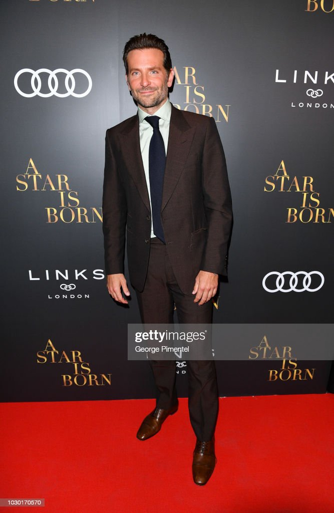"Audi Canada And Links Of London Host The Post-Screening Event For ""A Star Is Born"" During The Toronto International Film Festival"