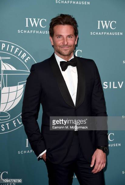 Bradley Cooper attends the IWC Schaffhausen Gala celebrating the launch of the new Pilot's Watches at the Salon International de la Haute Horlogerie...