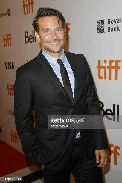 Bradley Cooper attends the Joker premiere during the 2019 Toronto International Film Festival at Roy Thomson Hall on September 09 2019 in Toronto...