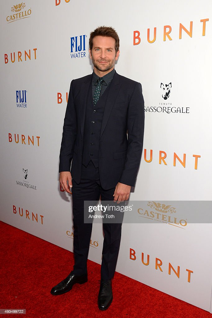 The New York Premiere Of BURNT, Presented By The Weinstein Company, Sassoregale Wine, Castello Cheese And FIJI Water