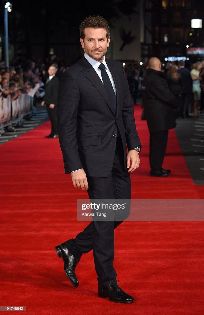 Burnt - UK Film Premiere : News Photo