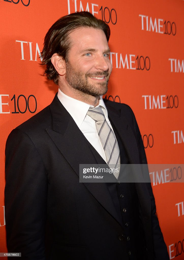 Bradley Cooper attends TIME 100 Gala, TIME's 100 Most Influential People In The World at Jazz at Lincoln Center on April 21, 2015 in New York City.