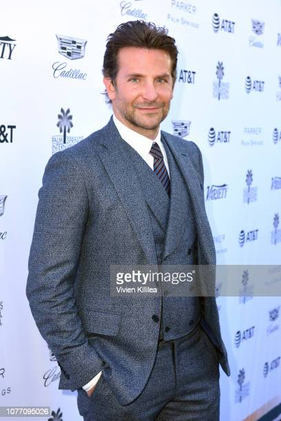 Bradley Cooper attends Variety's Creative Impact Awards and 10 Directors to Watch Brunch during the 30th annual Palm Springs International Film...