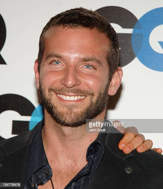 Bradley Cooper during GQ Magazine Celebrates the 2005 Men of the Year Arrivals at Mr Chow in Beverly Hills California United States