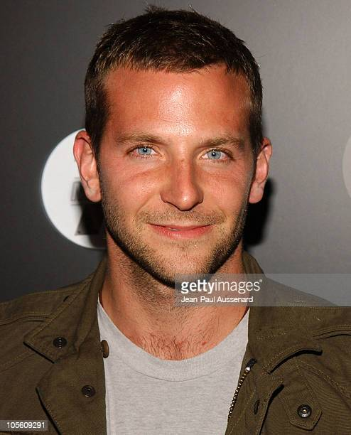 Bradley Cooper during Motorola's Seventh Anniversary Party to Benefit Toys for Tots Arrivals at American Legion Hall in Los Angeles California United...