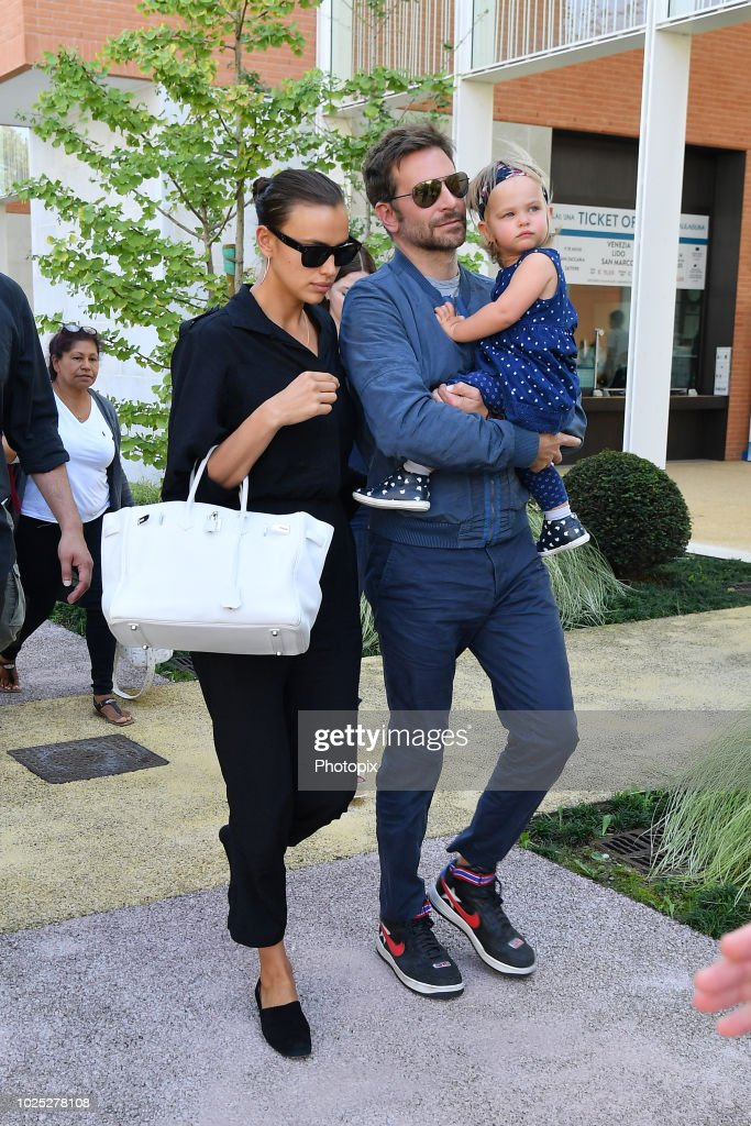 Airport Celebrity Sightings during The 75th Venice Film Festival - August 30, 2018 : News Photo
