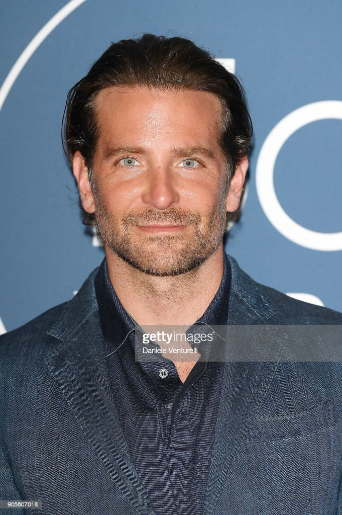 Bradley Cooper is seen at IWC Schaffhausen at SIHH 2018 on January 16, 2018 in Geneva, Switzerland.