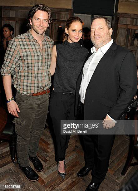 Jennifer Lawrence Harvey Weinstein Photos And Premium High Res Pictures Getty Images