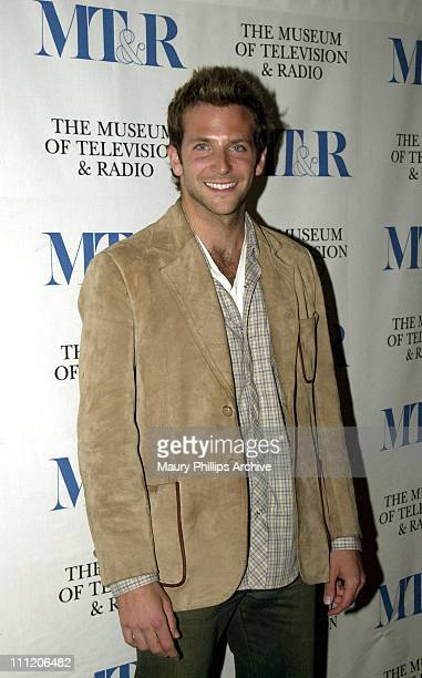 Bradley Cooper of ABC's Alias during The 19th Annual William S Paley Television Festival Alias at Museum of Television and Radio in Beverly Hills...