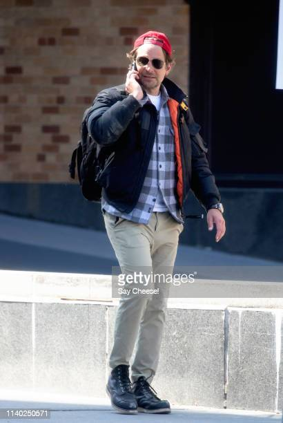 Bradley Cooper seen on April 03 2019 in New York City