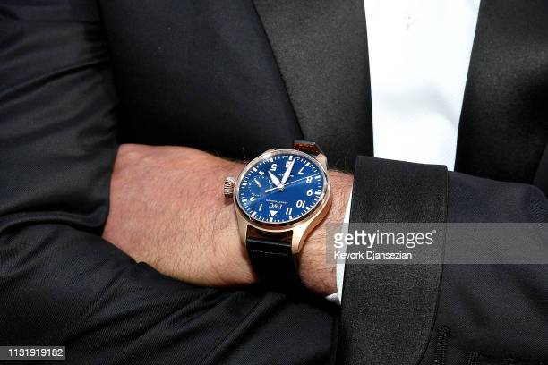 Bradley Cooper watch and fashion details attends the 91st Annual Academy Awards at Hollywood and Highland on February 24 2019 in Hollywood California