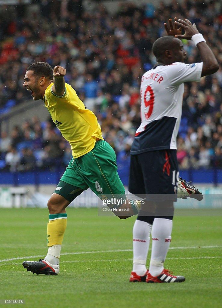 Bolton Wanderers v Norwich City - Premier League