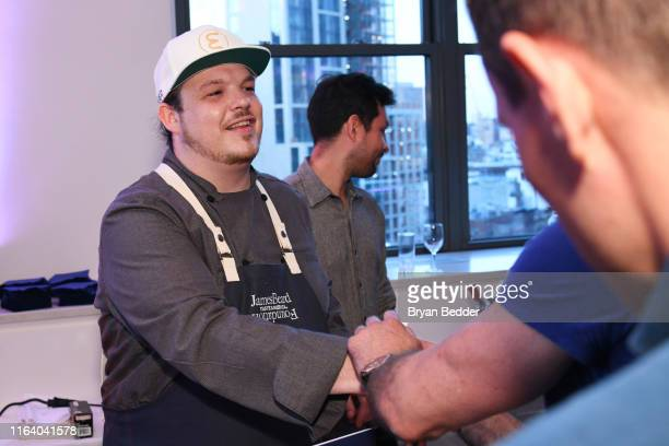 Bradley Kilgore attends as The James Beard Foundation kicks off the 201920 Taste America presented by official banking and credit card...