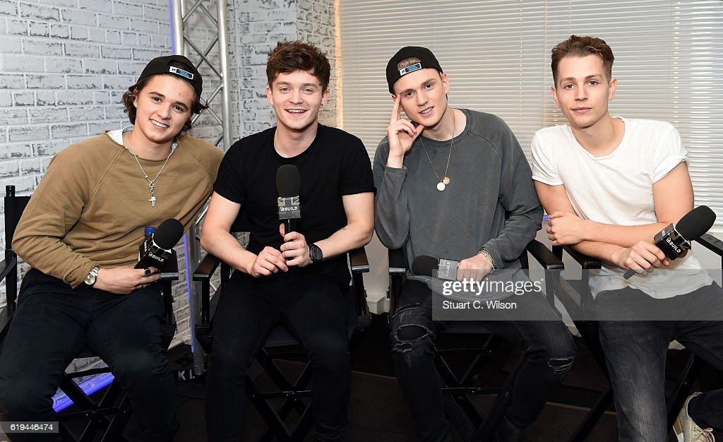 BUILD Series LDN: The Vamps