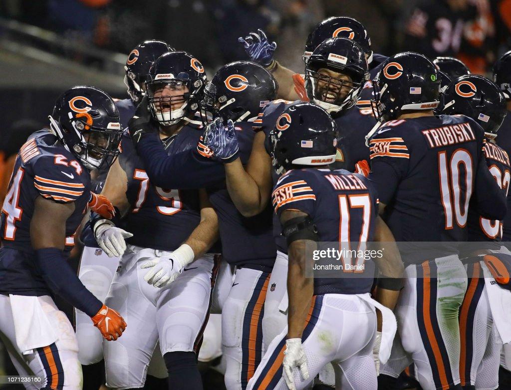 Los Angeles Rams v Chicago Bears : News Photo
