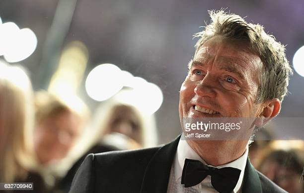 Bradley Walsh attends the National Television Awards on January 25 2017 in London United Kingdom
