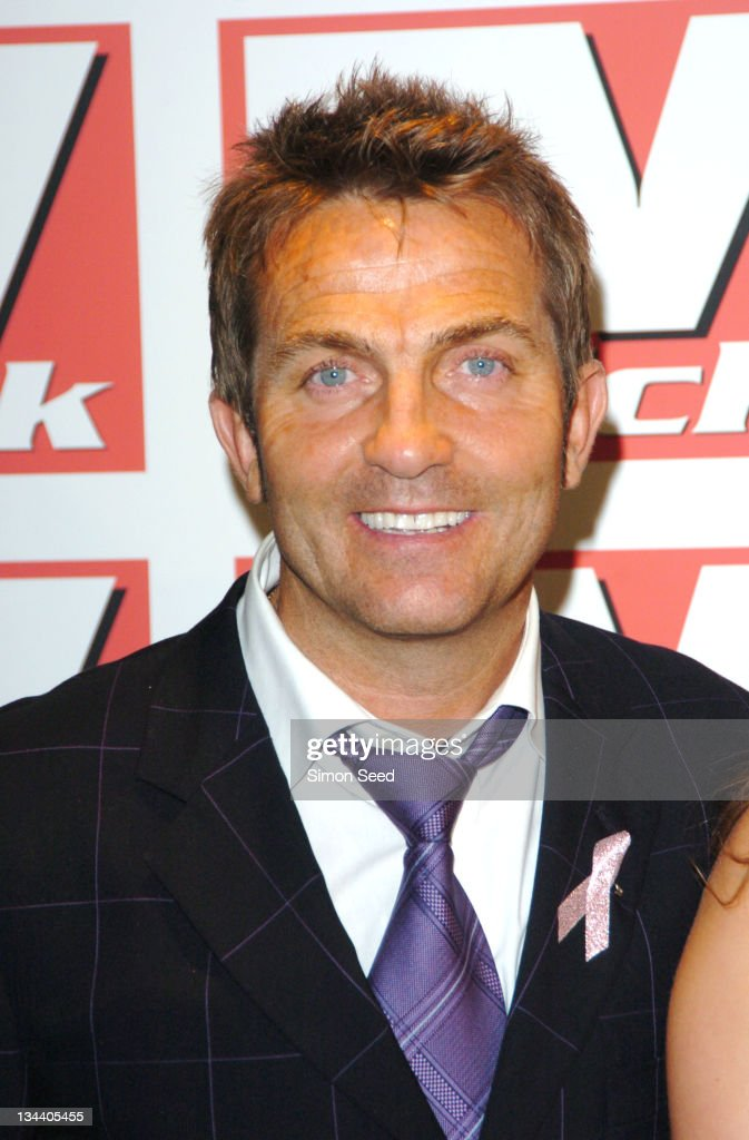 Bradley Walsh during 2004 TV Quick Soap Awards - Press Room at Dorchester Hotel in London, Great Britain.