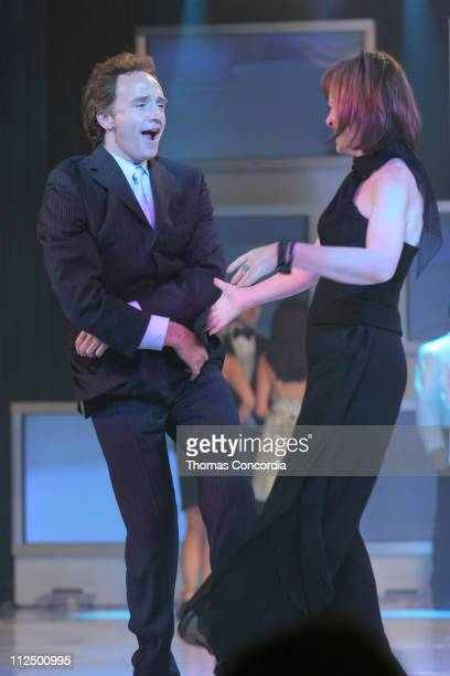 Bradley Whitford and Jane Kaczmarek during 3rd Annual Runway For Life Benefiting St Jude Children's Research Hospital Show in Los Angeles California...