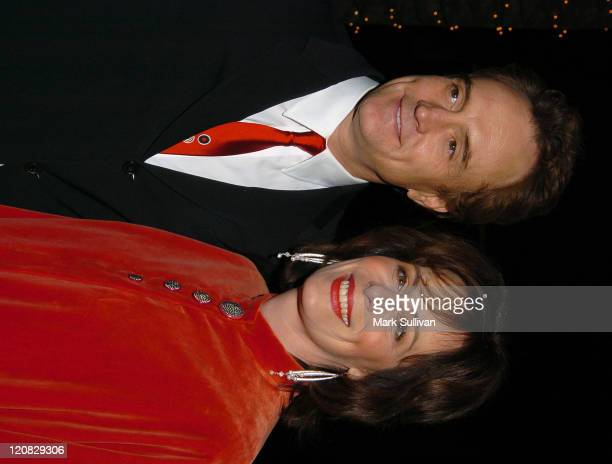 Bradley Whitford and Jane Kaczmarek during Academy of Television Arts Sciences Presents A Tribute To Fred Rogers at Academy of Television Arts...