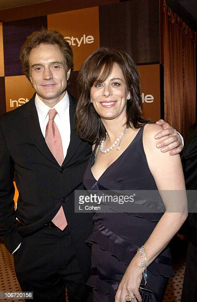 Bradley Whitford and Jane Kaczmarek during InStyle Magazine Hosts Fourth Annual PostGolden Globes Party to Honor Hollywood's Elite Arrivals at The...