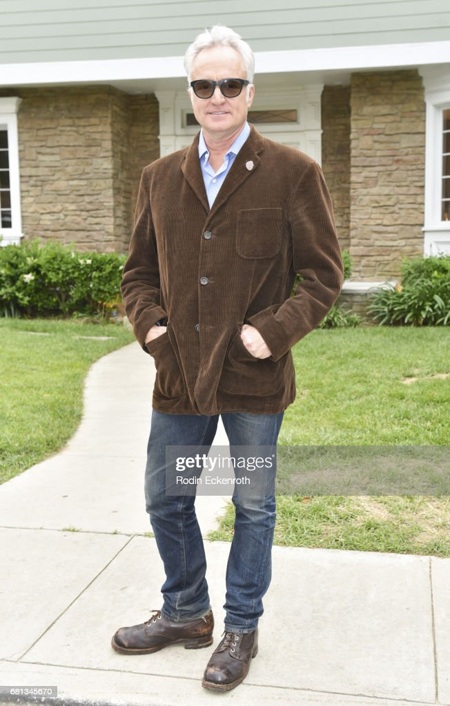 Bradley Whitford arrives at 'Get Out' garden party in support of the home entertainment release on May 9, 2017 in Universal City, California.