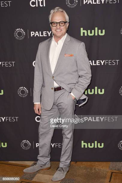 Bradley Whitford attends PaleyFest Los Angeles 2017 'An Evening Of Laughs with James Corden and The Late Late Show' at Dolby Theatre on March 22 2017...