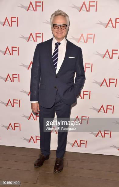 Bradley Whitford attends the 18th Annual AFI Awards at Four Seasons Hotel Los Angeles at Beverly Hills on January 5 2018 in Los Angeles California