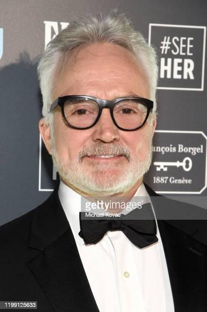 Bradley Whitford attends the 25th Annual Critics' Choice Awards at Barker Hangar on January 12 2020 in Santa Monica California