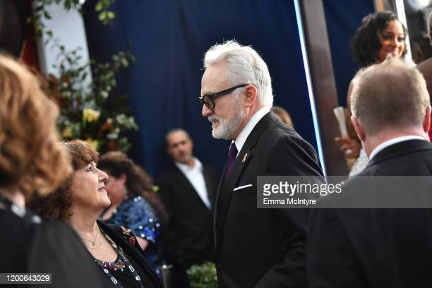 Bradley Whitford attends the 26th Annual Screen ActorsGuild Awards at The Shrine Auditorium on January 19 2020 in Los Angeles California 721313