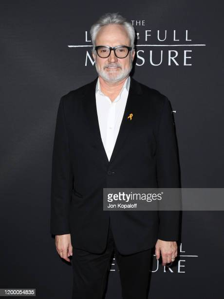 Bradley Whitford attends the premiere of Roadside Attractions The Last Full Measure at ArcLight Hollywood on January 16 2020 in Hollywood California