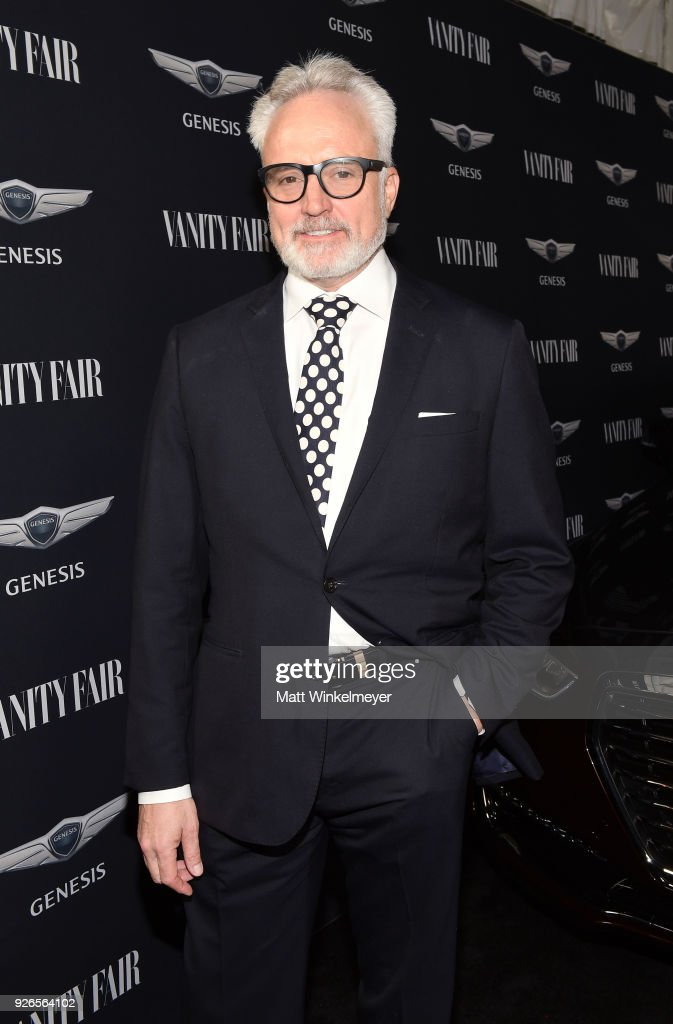 Bradley Whitford attends the Vanity Fair and Genesis along with 20th Century Fox and Fox Searchlight Pictures celebration of their nominated films on March 2, 2018 in Beverly Hills, California.