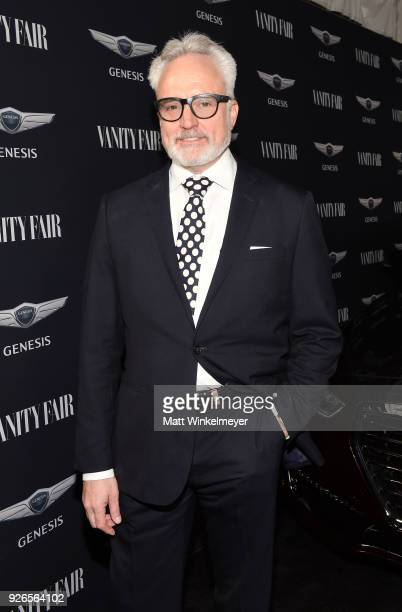 Bradley Whitford attends the Vanity Fair and Genesis along with 20th Century Fox and Fox Searchlight Pictures celebration of their nominated films on...