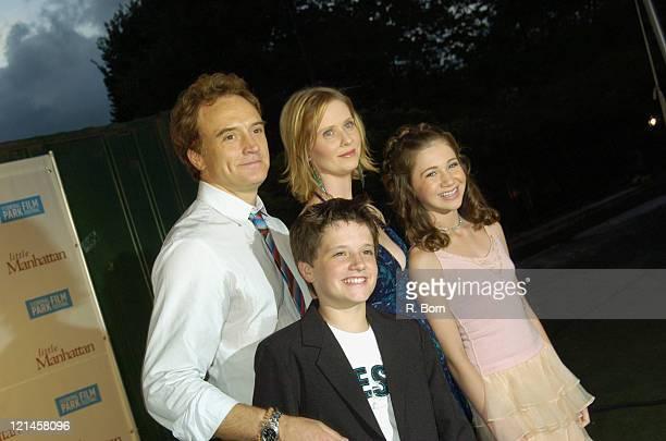 Bradley Whitford, Cynthia Nixon, Josh Hutcherson, and Charlie Ray