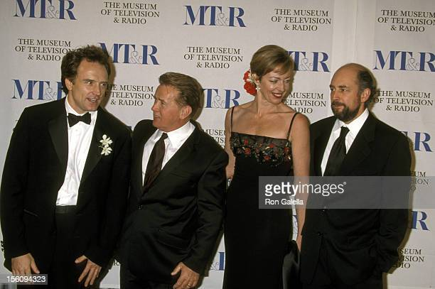 Bradley Whitford, Martin Sheen, Allison Janney, and Richard Schiff