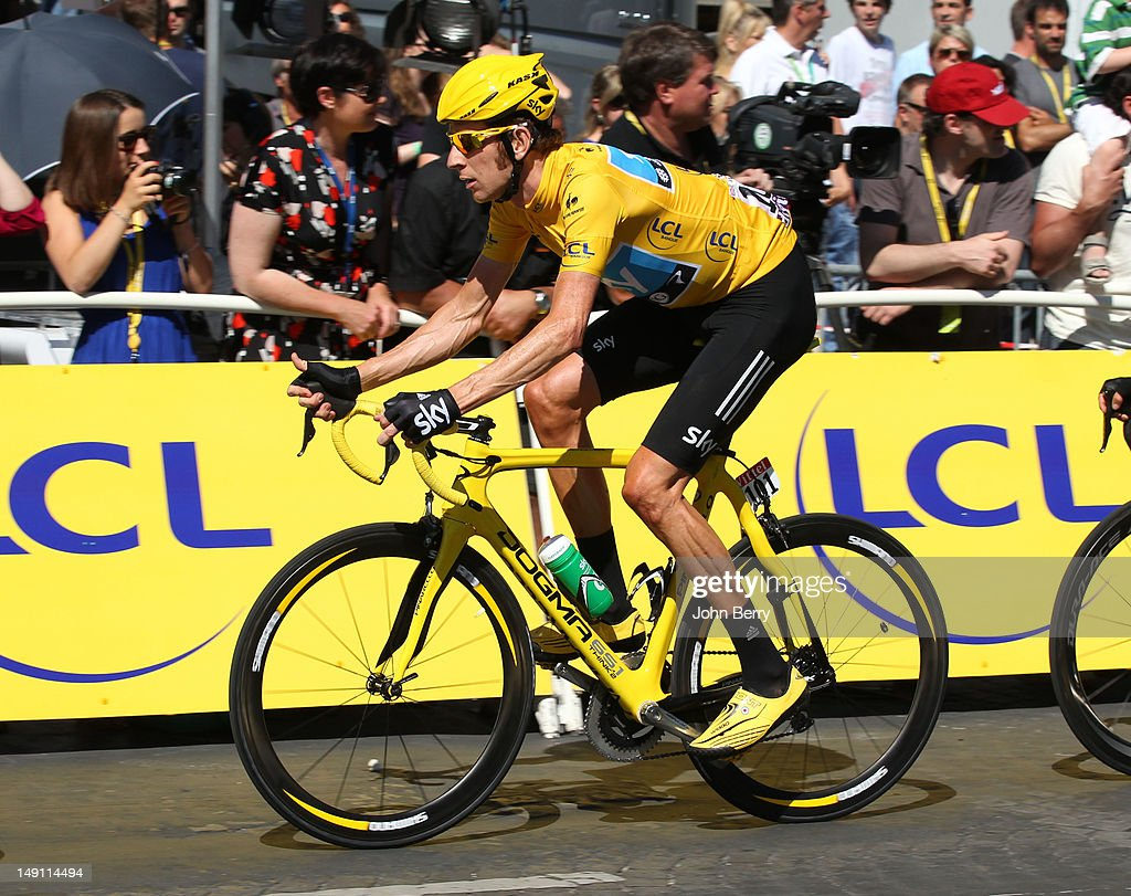Le Tour de France 2012 - Stage Twenty : ニュース写真