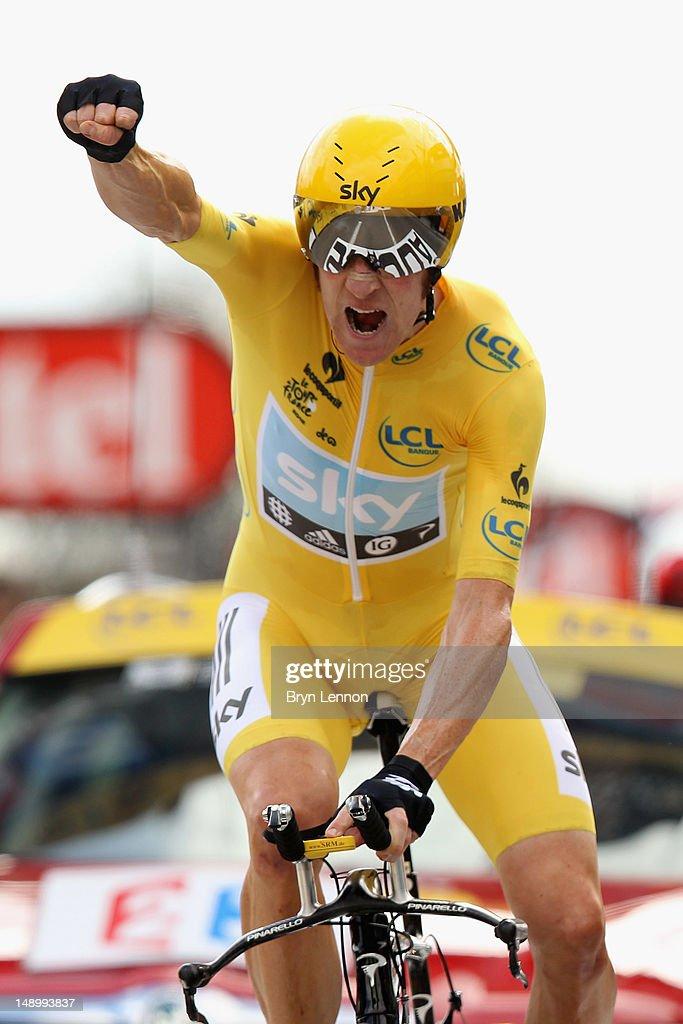 Le Tour de France 2012 - Stage Nineteen