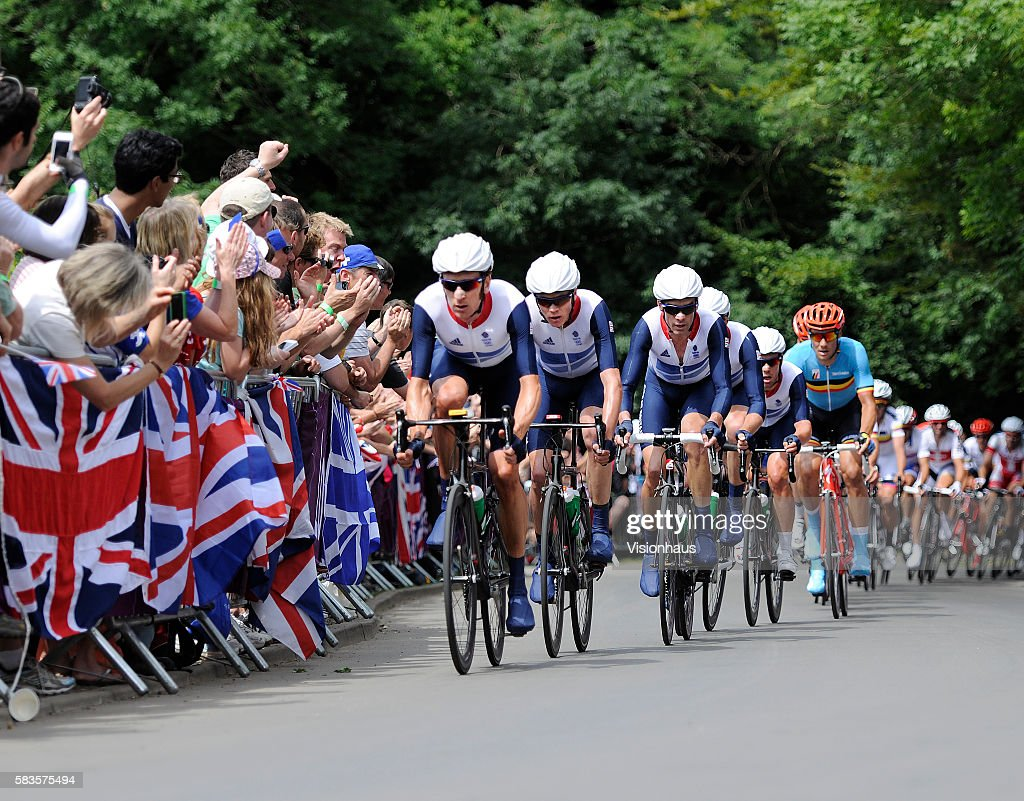 London 2012 Cycling Men S Road Race Pictures Getty Images