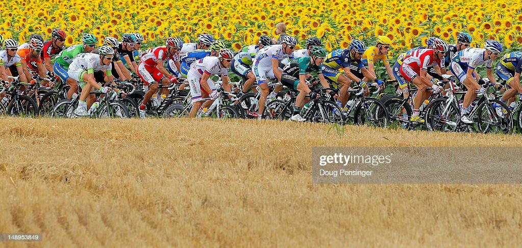 Le Tour de France 2012 - Stage Eighteen : News Photo