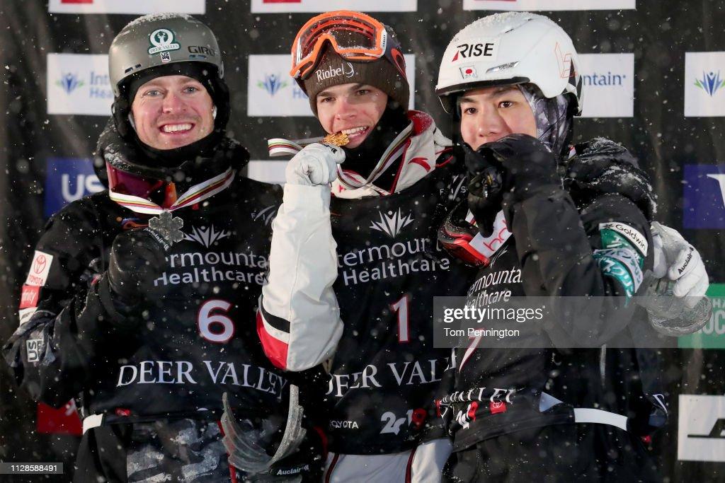 UT: FIS Freestyle Ski World Championships - Men's and Ladies' Dual Moguls
