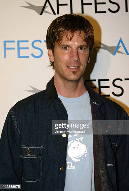 Bradley Wright during AFI Film Festival Screening of James Redford's Directorial Debut Spin at Arclight Cinema in Holllywood California United States