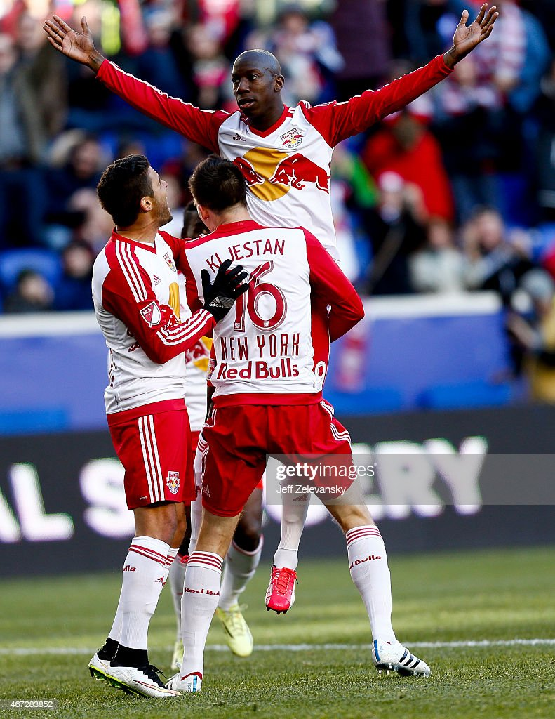 DC United v New York Red Bulls : News Photo