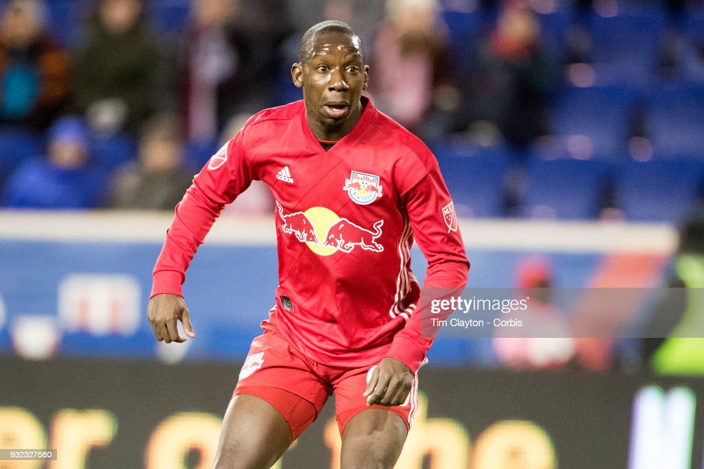 New York Red Bulls Vs Portland Timbers : News Photo