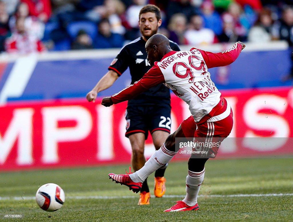 DC United v New York Red Bulls : News Photo